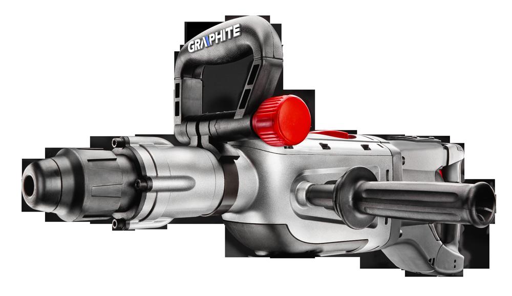 GRAPHITE Mlot wyburzeniowy 1700W SDS-max (58G878) 58G878