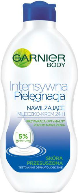 Garnier Body Intensive Care 24H Body Milk, dry skin 400ml kosmētika ķermenim