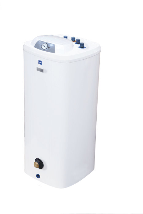 Galmet Exchanger with a spiral coil standing SGW (S) VULCAN 100L 26-105500 boileris