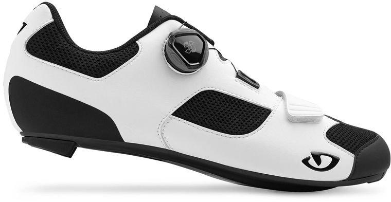 GIRO Buty meskie Trans BOA white black r. 42.5 GR-7090324