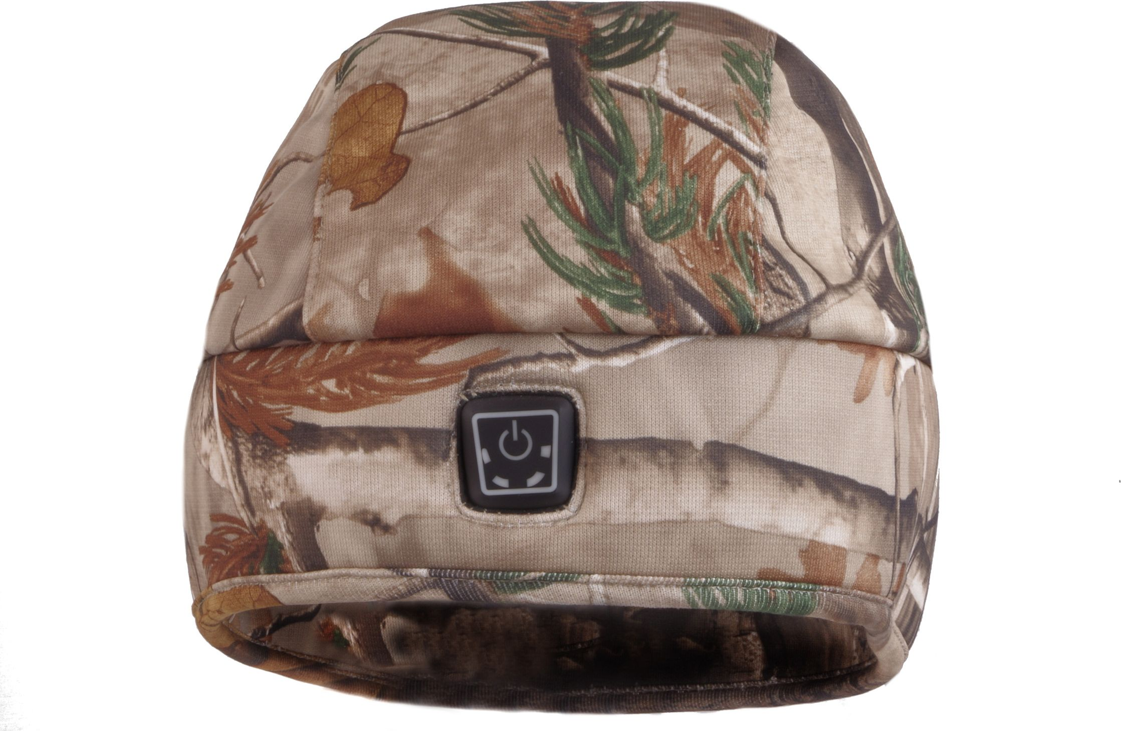 Glovii czapka ogrzewana kamuflaz Sporta aksesuāri
