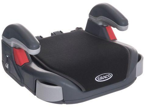 Graco Seat Booster Midnight Black (1989881) auto bērnu sēdeklītis
