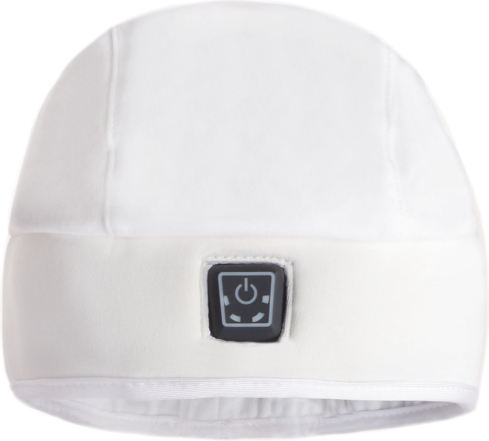 Sunen Ogrzewana czapka, uniwersalna, biala (GC1W) Sporta aksesuāri