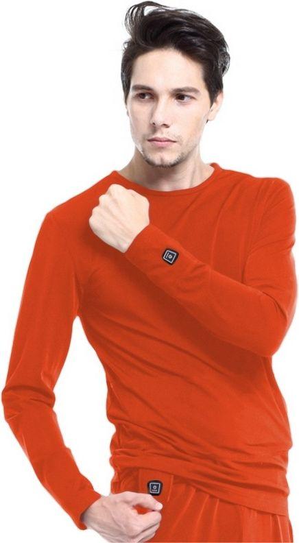 Glovii bluza ogrzewana rozm. M czerwona