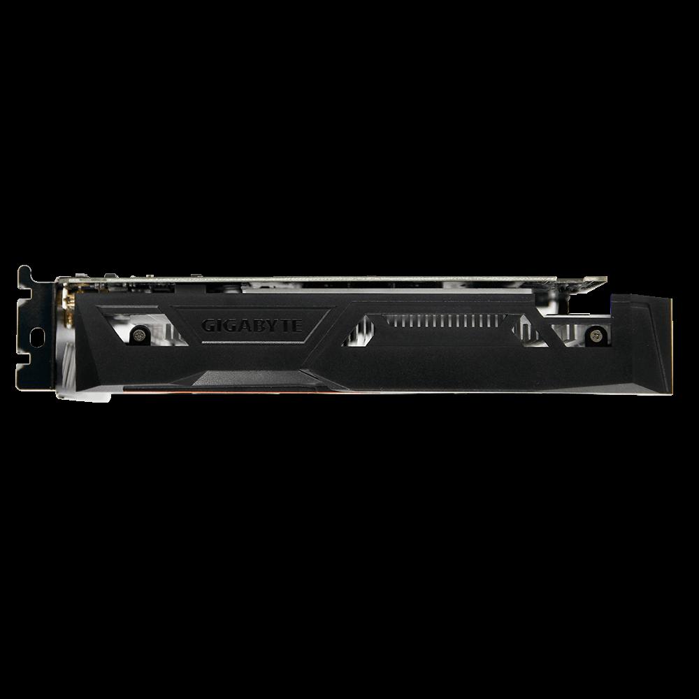 Gigabyte GeForce GTX 1050 Ti OC 4G, 4GB GDDR5, 3D Active Fan video karte