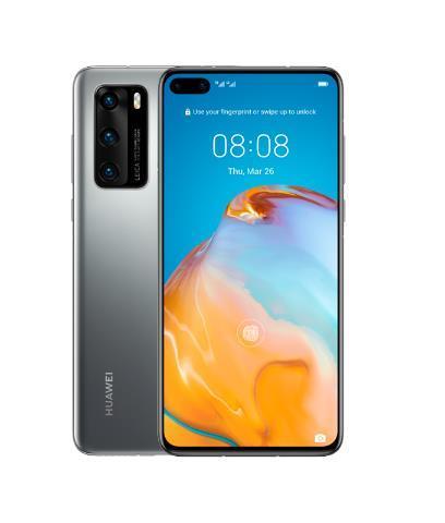 Huawei P40 Pro 5G 8GB/256GB Silver Mobilais Telefons