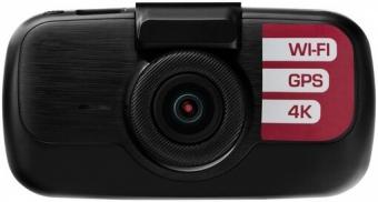 Prestigio RoadRunner 605GPS, 2.7'' LCD (960x240) display, 4K UHD 3840x2160@30fps, FHD 1920x1080@30fps, HD 1280x720@30fps, HiSilikon 3559 pro videoreģistrātors