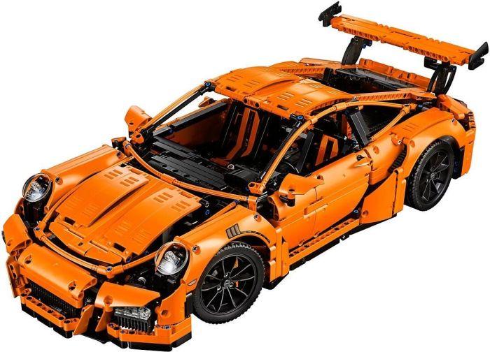 Technic Porsche 911 GT3 RS LEGO konstruktors