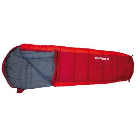 FRENDO Bivouac 0, Sleeping bag, 215x80(55) cm, 0/-5/-15C, Right side zipper guļammaiss