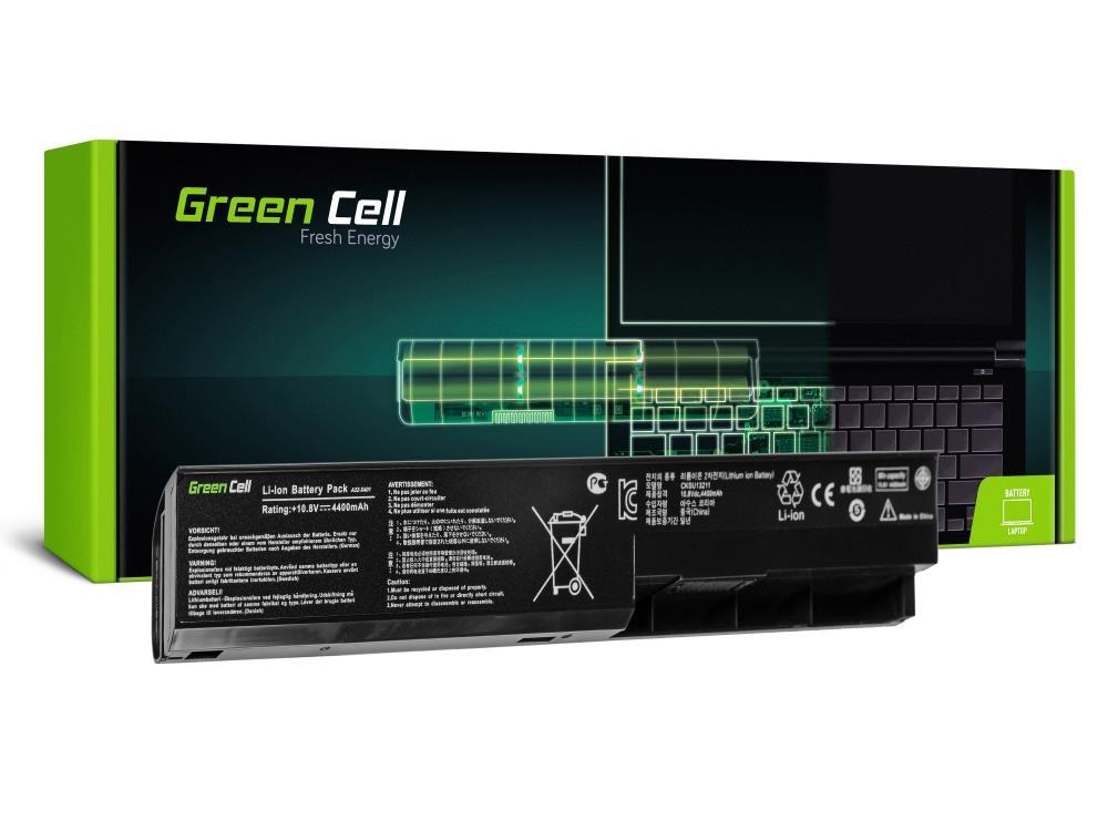 Green Cell Asus x301 x401 x501 11.1V A32-x401 (AS49) akumulators, baterija portatīvajiem datoriem