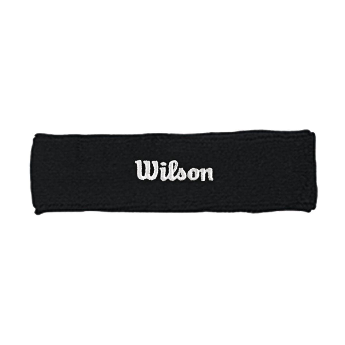 WILSON HEADBAND Bk OSFA
