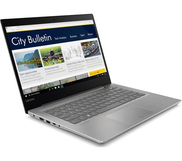 """Lenovo IdeaPad 320S-14IKB 14""""FHD/i5-8250U/8GB/128GB SSD(M2)/Win10 Portatīvais dators"""