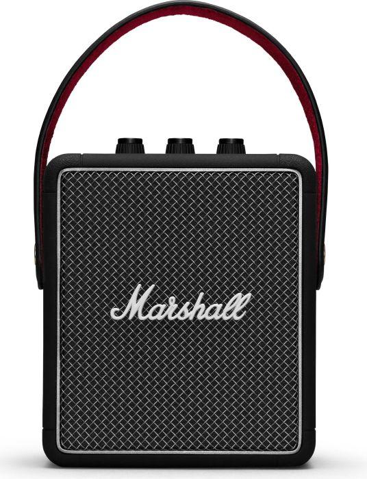 Marshall Stockwell II Black, 80 dB, Bluetooth, Wireless connection 7340055355193 datoru skaļruņi