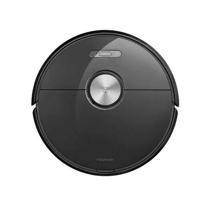 Xiaomi Roborock S6 (S652-00) robotic vacuum(Black) robots putekļsūcējs
