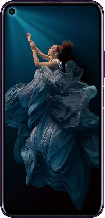Honor 20 Pro phantom black              256GB Mobilais Telefons