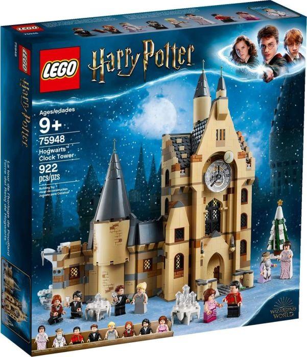LEGO Harry Potter 75948 Hogwarts Clock Tower LEGO konstruktors