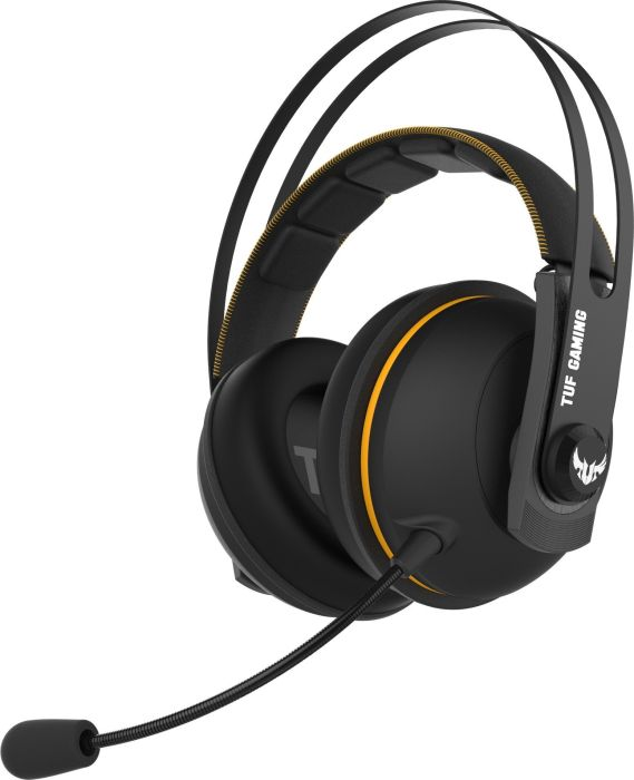 Headset ASUS TUF H7 Wireless Gaming Headset gelb