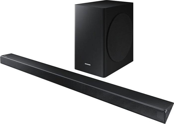 Samsung Soundbar HW-R650, 340 w, 3.1, Black mājas kinozāle
