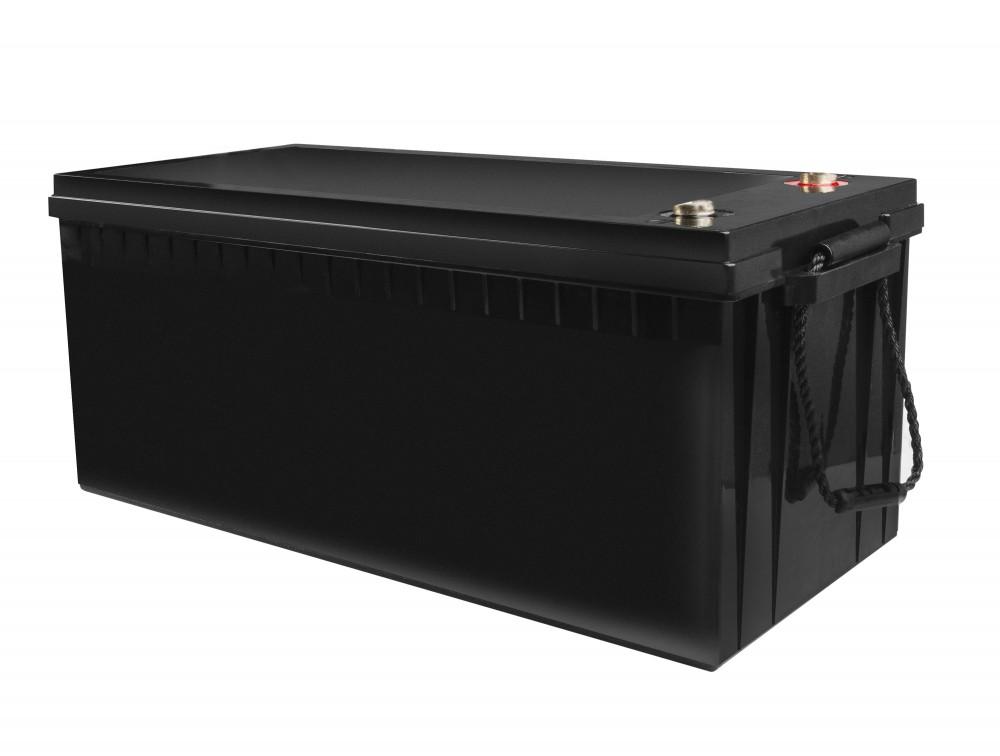 AGM Battery Lead Acid 12V 200Ah Maintenance Free Green Cell for Maintenance Free Green Cell for electric motor and dinghy UPS aksesuāri
