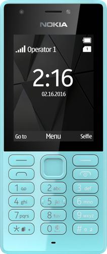 Nokia NOKIA 216 MINTBLAU   6438158763876 Mobilais Telefons