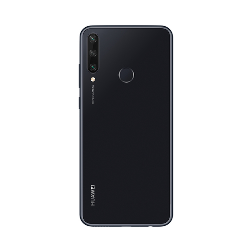 """Huawei Y6P 64GB DS Black (2020) 6.3"""" Android Mobilais Telefons"""