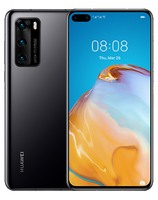 """Huawei P40 128GB DS Black 6.1"""" Android Mobilais Telefons"""