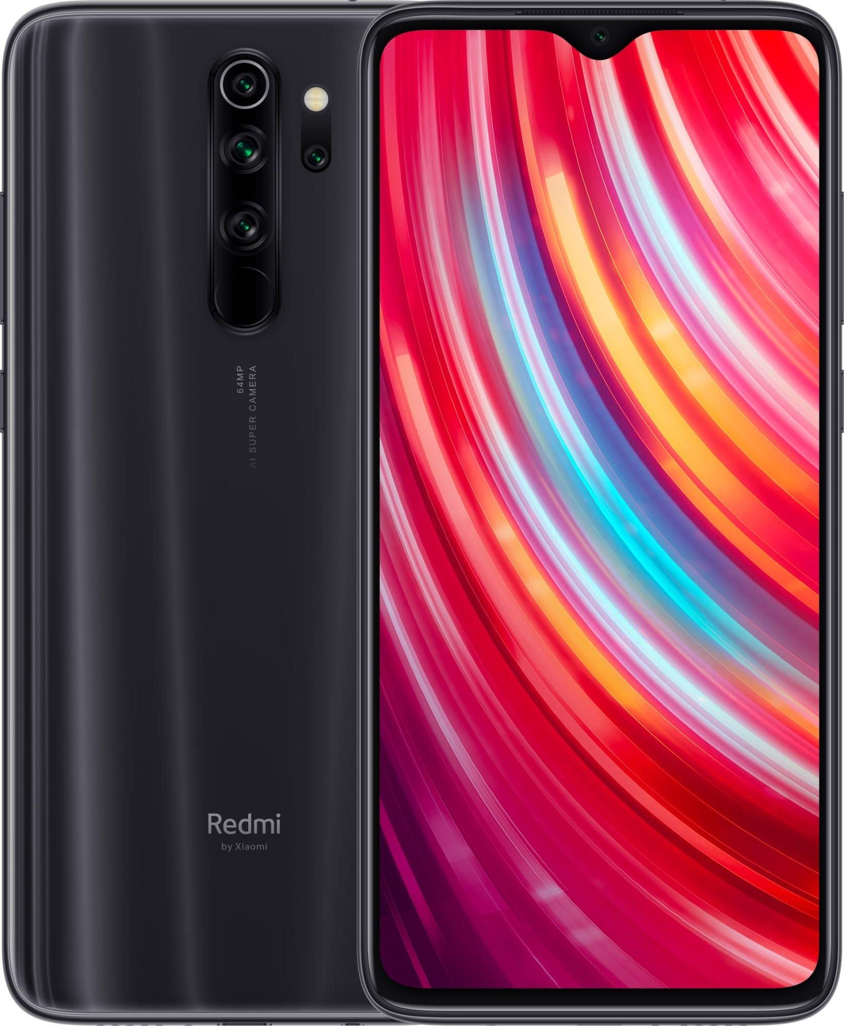 Smartfon Xiaomi Redmi Note 8 Pro 6/128GB Mineral Grey (25540) 25540 BAL Mobilais Telefons