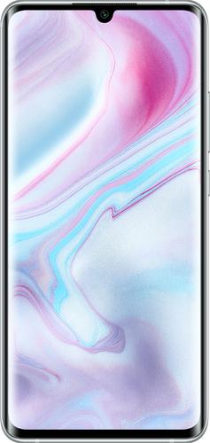 Xiaomi Mi Note 10 6GB/128GB White Mobilais Telefons