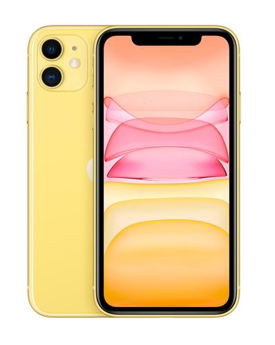 Apple iPhone 11 64GB Yellow Mobilais Telefons