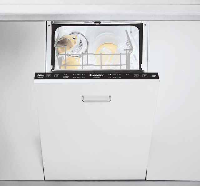Dishwasher Candy CDI2L1047 | 45 cm Iebūvējamā Trauku mazgājamā mašīna