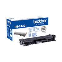 Brother TN-2420 black for up to 3.000 pages (TN2420) toneris
