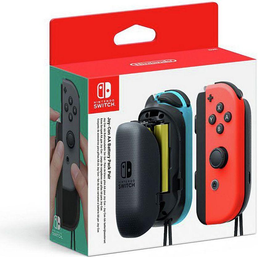 Nintendo Switch Joy-Kon-AA Battery Accessory 2 Pack spēļu aksesuārs