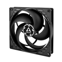 Arctic Cooling Case acc Fan 14cm Arctic P14 PWM black 140mm, Controlled Speed ventilators
