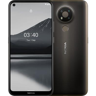 Nokia 3.4 3GB/32GB Charcoal Grey Mobilais Telefons