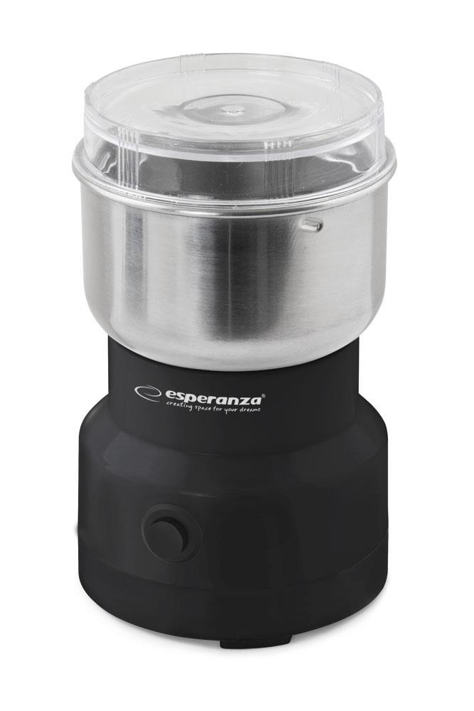 Esperanza EKC007K coffee grinder CAPPUCCINO Kafijas automāts