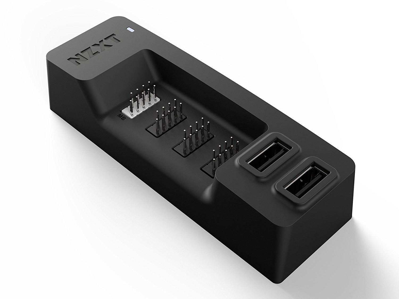 NZXT AC-IUSBH-M1 interner USB-Hub USB centrmezgli