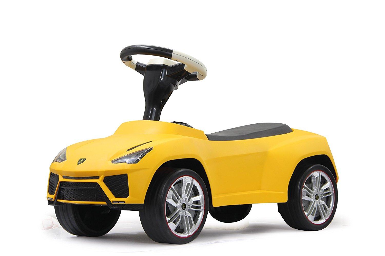 Jamara Rutscher Lamborghini Urus gelb Radiovadāmā rotaļlieta