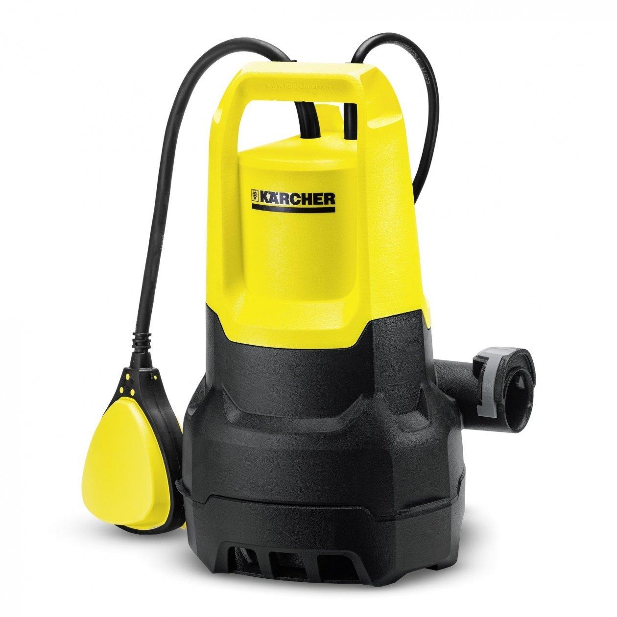 Karcher submersible pump SP 3 Dirt 1.645-502.0 Dārza laistīšanas iekārtas