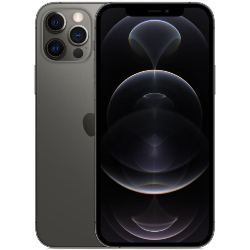 Apple iPhone 12 Pro Max 256GB Graphite MGDC3 EU 24m* MGDC3 Graphite Mobilais Telefons