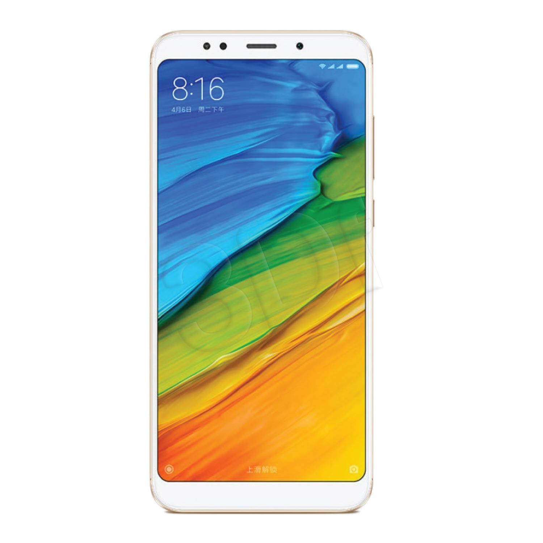 XIAOMI Redmi 5 3GB/32GB Gold Mobilais Telefons