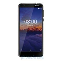 Nokia 3.1 2/16GB 2018 Black Mobilais Telefons