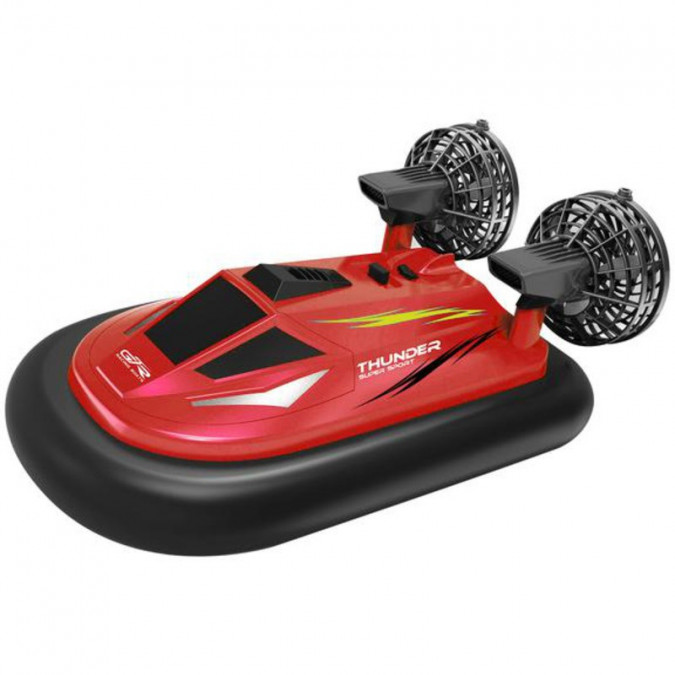 Hovercraft 1:10 2.4GHz RTR - red NQD/757-5003-RED