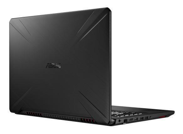 Asus TUF Gaming FX705DT-AU068T Stealth Black, 17.3 , FHD, 1920 x 1080 pixels, Matt, AMD Ryzen, 5 3550H, 8 GB, DDR4, HDD 1000 GB, 5400 RPM, S Portatīvais dators