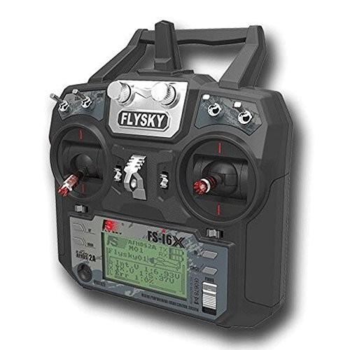 FlySky FS-i6X 10CH 2.4GHz + receiver FS-iA10B AFHDS 2A PPM i-Bus
