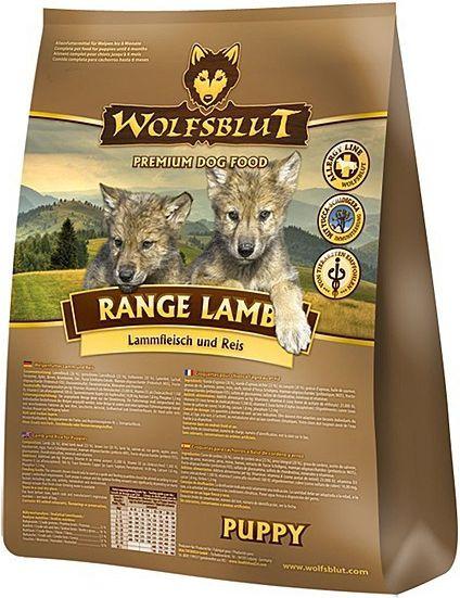 Wolfsblut Dog Range Lamb Puppy lamb and rice 2kg barība suņiem