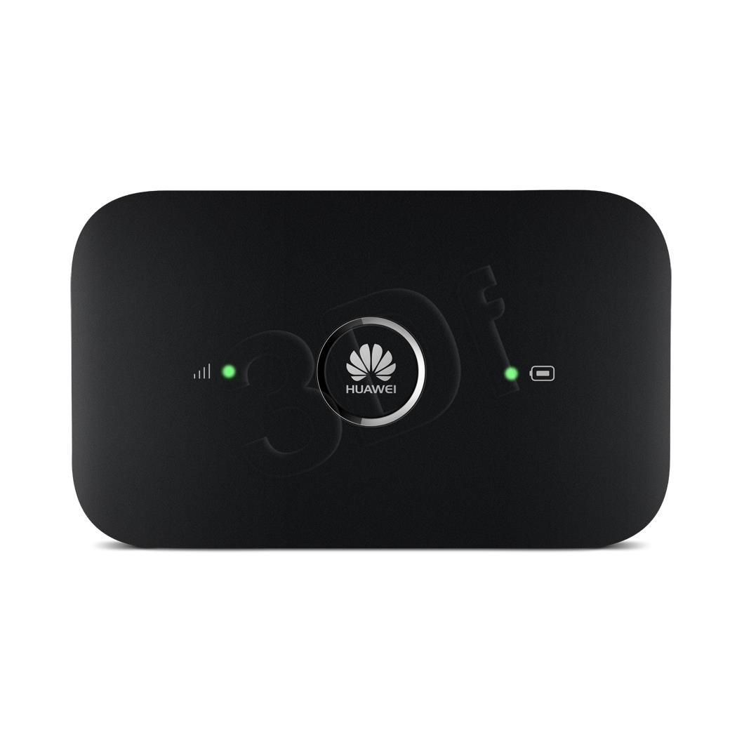 Huawei  Mobile router  E5573Cs-322 (Black) Rūteris