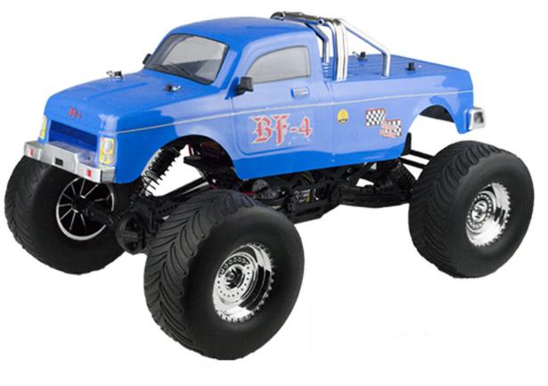Monster Truck 1:10 4WD 2.4GHz RTR - R0246BLU VRX/RH1046-R0246BLU