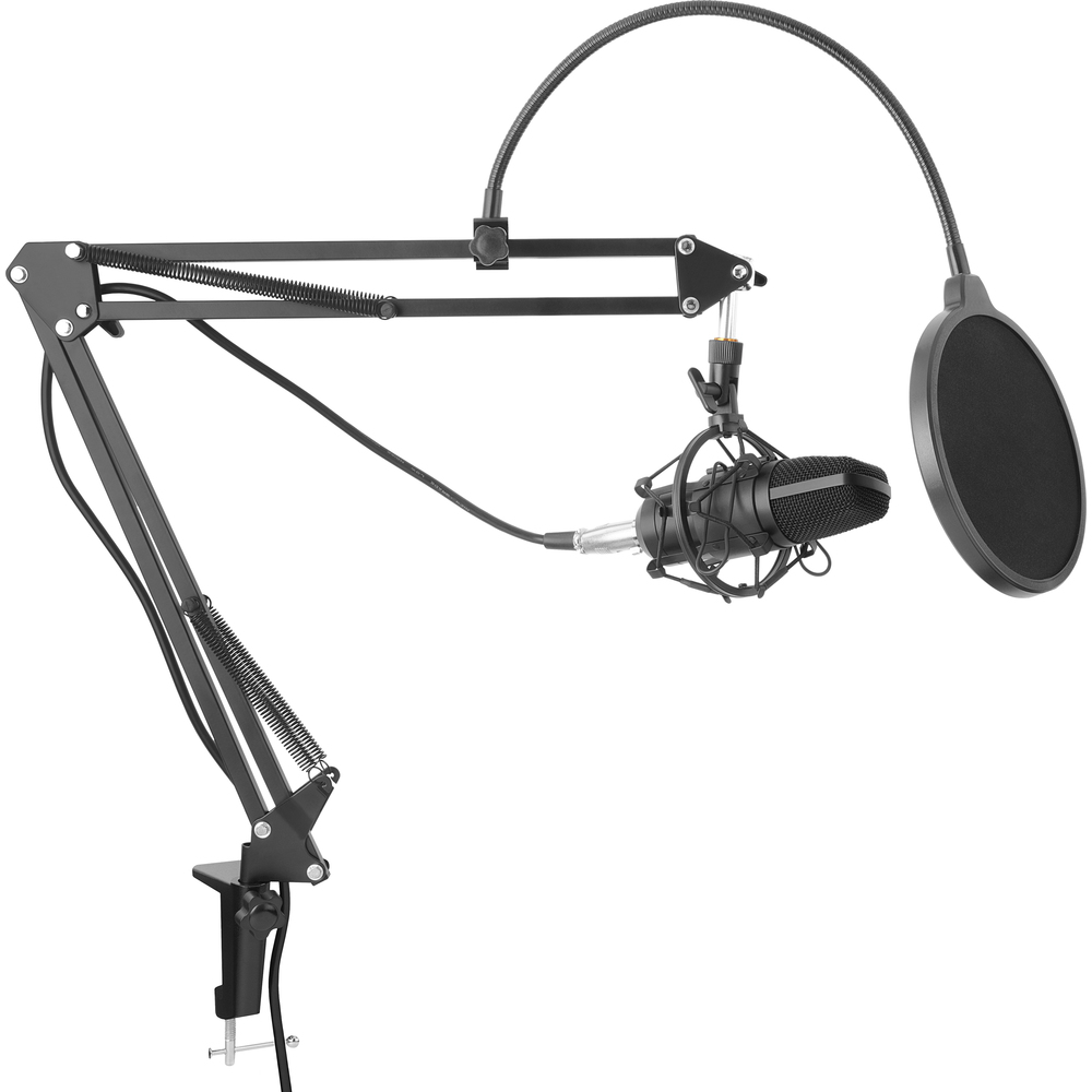 YENKEE Mikrofona komplekts studijai Mikrofons