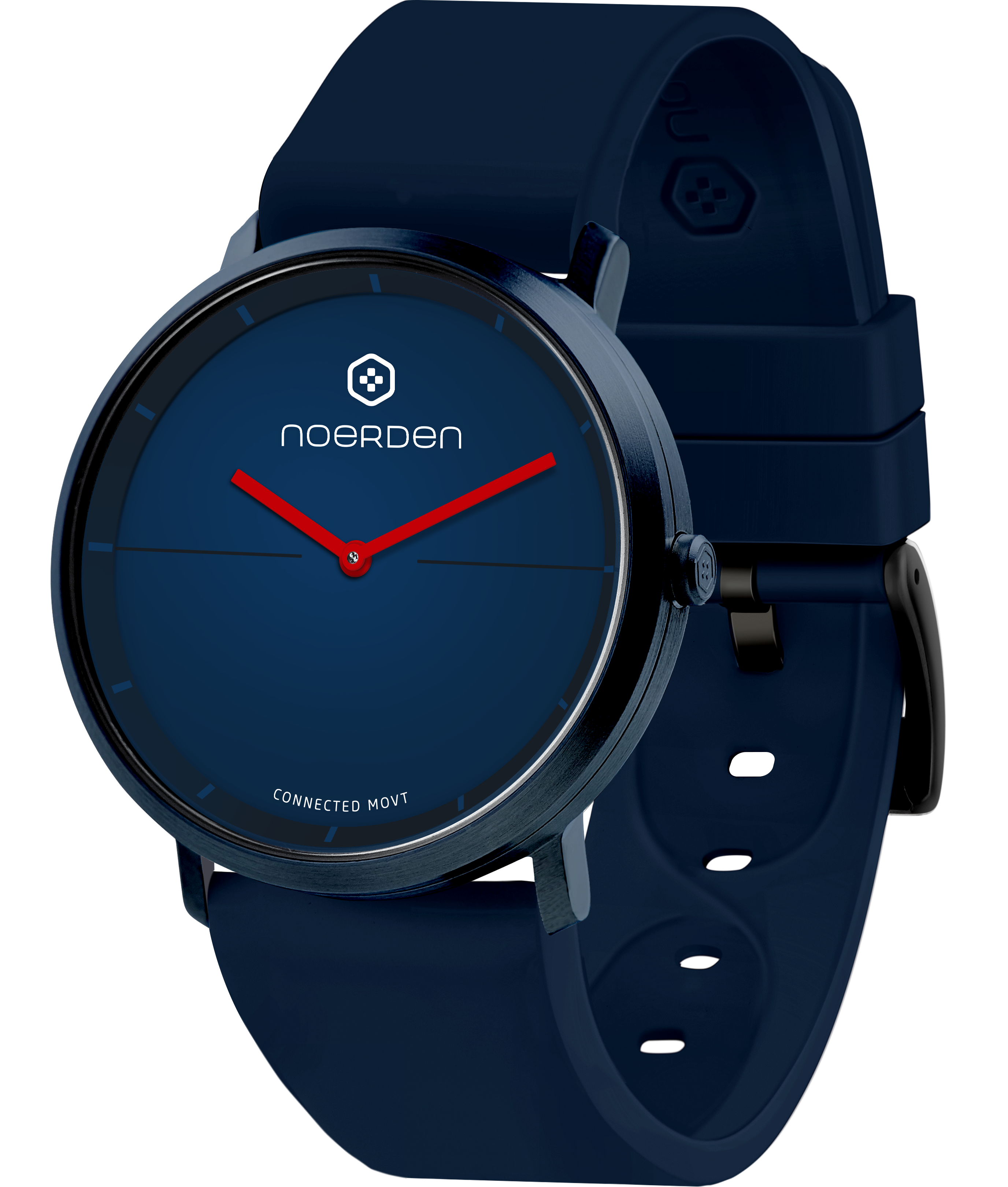 NOERDEN LIFE2 NAVY + dāvanā papildus siksniņa Viedais pulkstenis, smartwatch