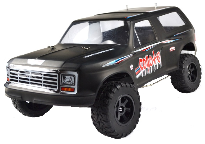 Coyote EBL 2.4GHz RTR - Brushless VRX/RH1036-R0187